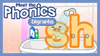 Meet the Phonics Digraphs - sh
