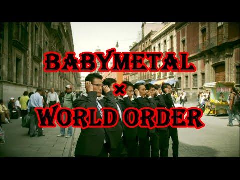BABYMETAL - Headbanger ヘドバンギャー (Synchronized with WORLD ORDER シンクロムービー)