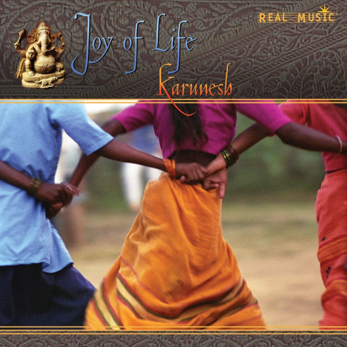 Karunesh album Joy Of Life