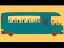МАШИНКИ мультик про автобус. МультикиПроМашинки на английском языке.