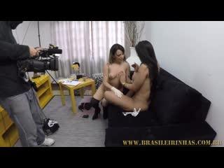 A Casa das Brasileirinhas - Temporada 19 - Episódio 03 - Aline Rios