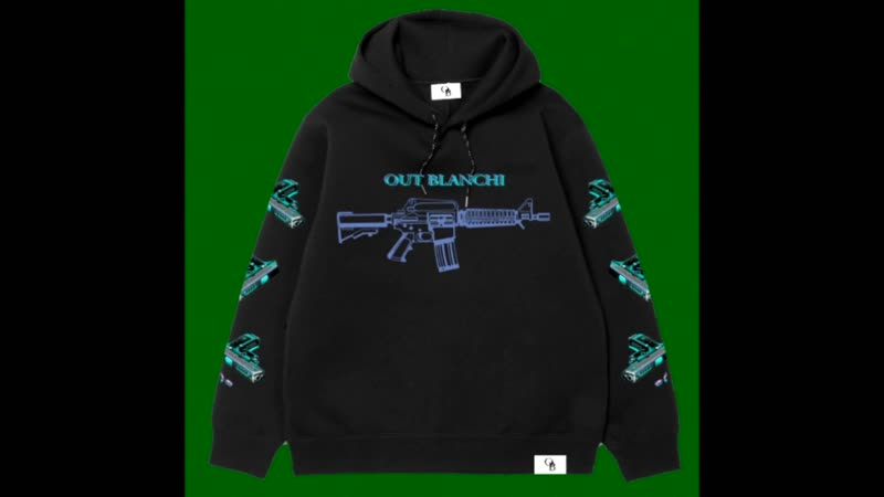 OUT BLANCHI chiefkeef brand