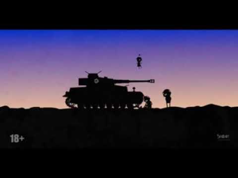 Ролик прикол Истории танкистов Фея