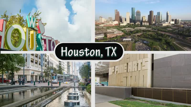 215 Hawthorne St, Houston, TX 77006 with Voice Over