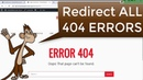 How to Fix Wordpress 404 Page Not Found Errors Redirect 404 to Homepage!