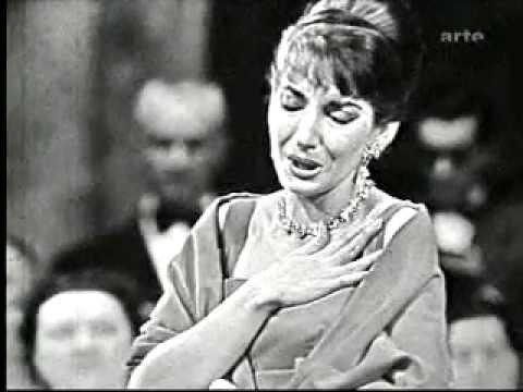 Maria Callas Bellini Norma 'Casta Diva' 1958