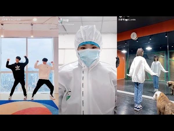 「抖音」Trào lưu dance 《Bagaikan Langit Remix》 dễ thương quá nè 😍😍😍 TikTok TQ