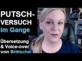 Reupload Deutsche Übersetzung von Brittsche: Amazing Polly: Es ist ein Putschversuch im Gange