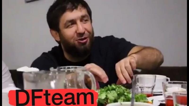 DFteam на Ифтаре в Кафе Беседка
