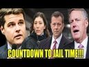 """""""TO BE JAILED NOT CONTEMPT """" Gaetz Medows Just CONFIRMED Congress's READYYY PLAN For Strozk Page"""