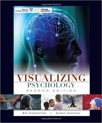6201.Visualizing Psychology by Siri Carpenter