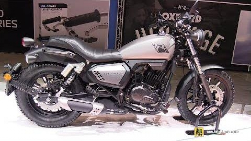 2018 Keeway K-Light 125 - Walkaround - 2017 EICMA Motorcycle Exhibition