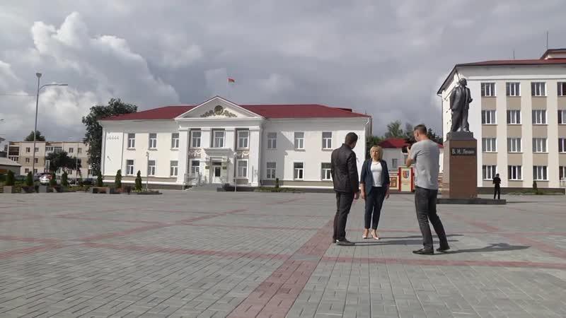 Петриков большие планы на малые города Интервью Светланы Сенько
