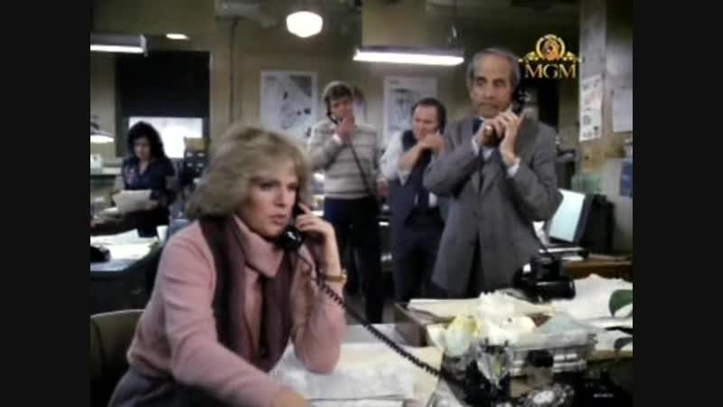 Cagney y Lacey 2x12 El mas grande ladron de joyas