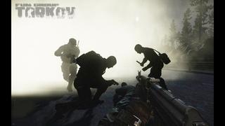 Опасные прогулки по таможне(зачищаю архив)(Escape from Tarkov)