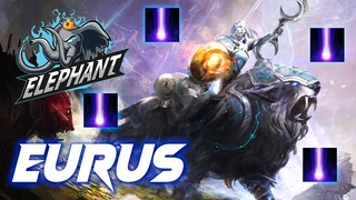 Eurus Paparazi Luna - Dota 2 Pro Gameplay [Watch & Learn]