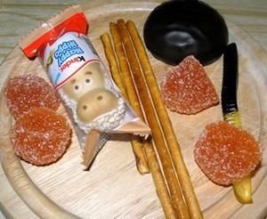 Зефирный бычок и другие сладости на год Быка - децепты
