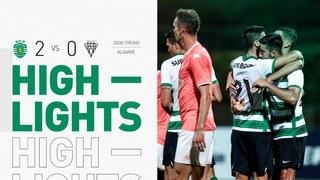 Pré-Época | Resumo: Sporting CP x Angers SCO