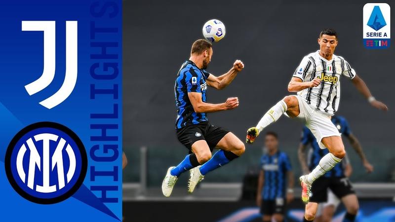 Juventus 3 2 Inter 2 Goals From Cuadrado For Juventus Serie A TIM