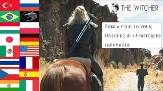 Toss a Coin to your Witcher in 15 different languages