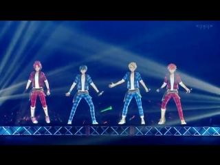 [dream live] trickstar heart→beater!!!