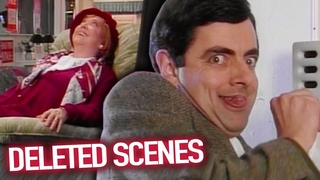 Bean Deleted Scenes   RARE UNSEEN Clips   Mr Bean Official