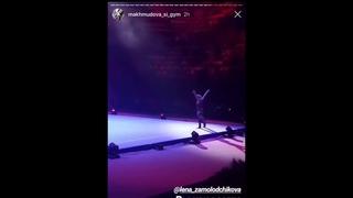Nemov Show Night 1 - Catalina Ponor, Elena Zamolodchikova, Svetlana Khorkina + More - 16th of Nov 18