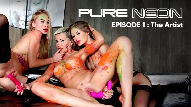 Rocco Siffredi Subil Arch, Tiffany Tatum, Nancy Ace Pure Neon: The Artist, Lesbian Sex Anal MILF Teen Big