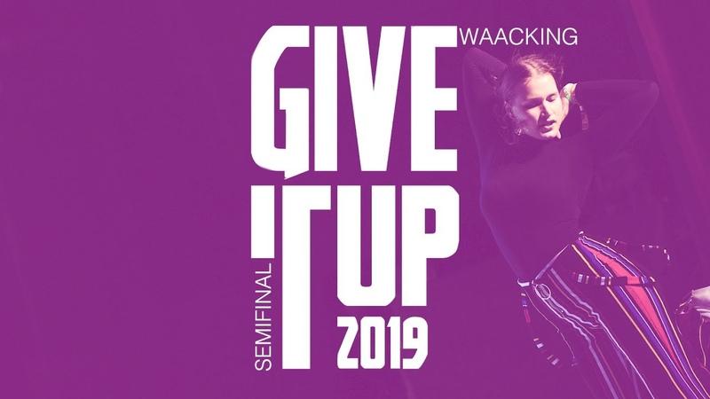 Waacking 1st Semifinal | Martina vs Miss Mini @ Give It Up 19