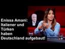 Enissa Amani und ihr Fachwissen.