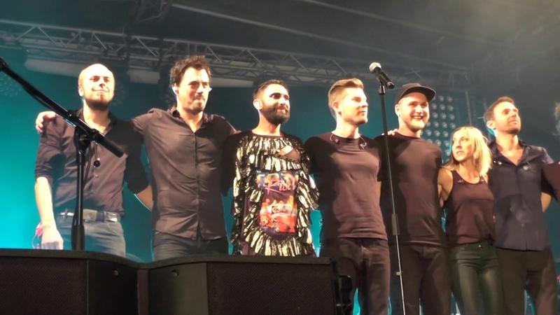 Conchita WURST Band - Final applause (Snippet) - Popfest, Vienna