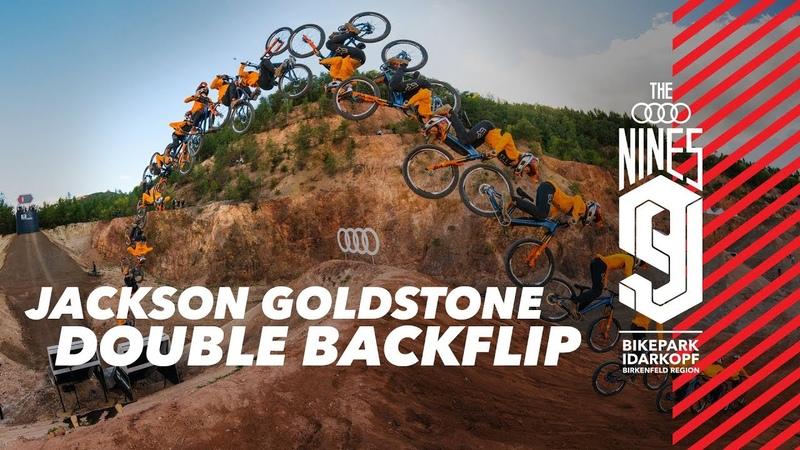 Next-generation Coming Through - Double Backflip Jackson Goldstone