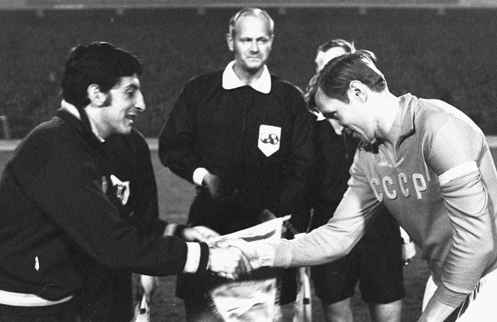 СССР - Турция, 3:0. Товарищеский матч 1969