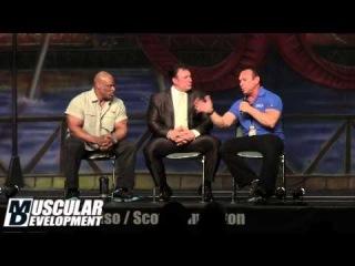 Ronnie Coleman & Rich Gaspari Seminar (Part II)