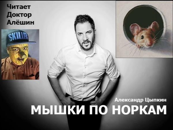 Мышки по норкам гротескный рассказ Александр Цыпкин