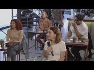 Konuşanlar 9. Bölüm - Konuk- Selen Öztürk