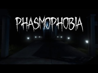 Крики, оры и успокоительное ... Нарезки со стрима ADeSon1K (Phasmophobia)