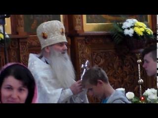 Отец Серафим (Лаврик) Святогорской Лавры (фильм -4)