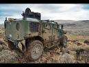 Tardec ULV Panzerwagen Öko Panzer für US Armee
