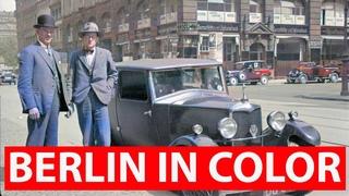 Berlin in Color 1930-1939 [4k 60fps Colorized]