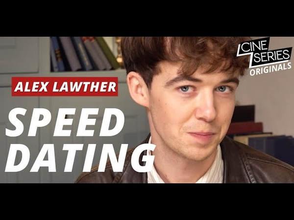 L'interview Speed Dating d'Alex Lawther