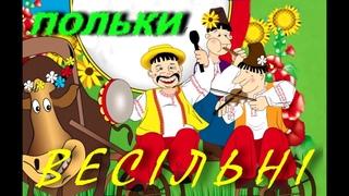 Весільні польки.Українські весільні польки. Весільна музика. Ukrainian wedding poles