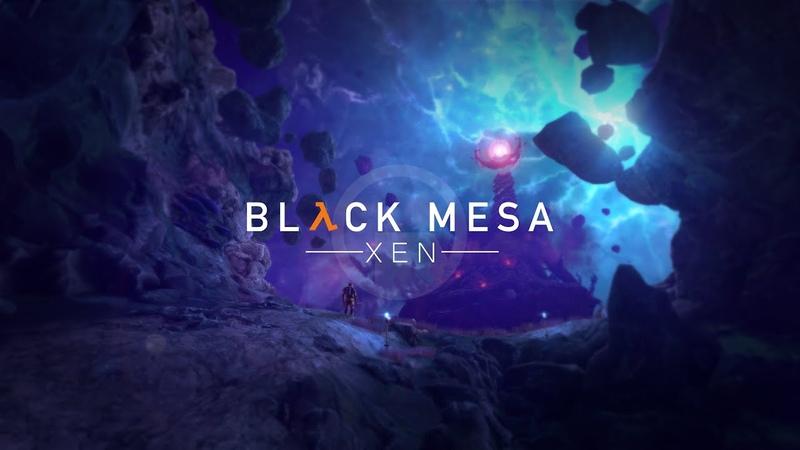 Black Mesa Xen - unofficial trailer feat. Joel Nielsen