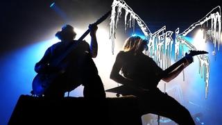 Mork - På Tvers av Tidene - (Live from Sentrum Scene, Oslo) - Black Metal (Norway) 2021