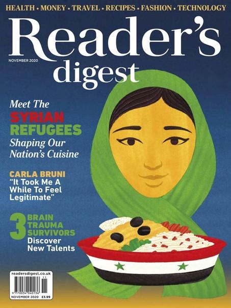 Reader's Digest UK 11.2020