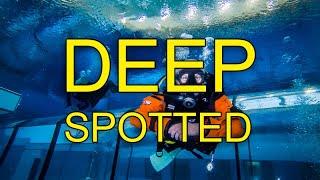 Deepspot - first dive