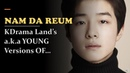 Nam Da Reum the Young Versions in KDrama
