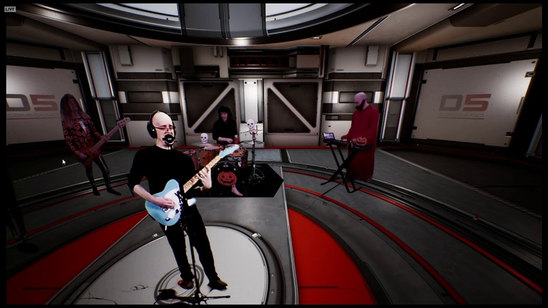 Devin Townsend ft Anneke van Giersbergen Awake LIVE Devin's Crappy Halloween Party 2020