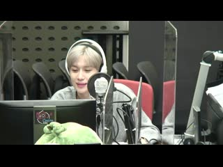 200910 радио KBS's Cool FM Kang Hanna's Volume Up TAEMIN criminal aegyo