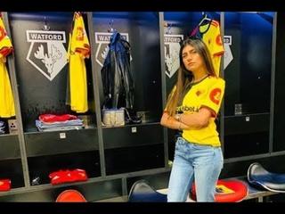 Pornhub legend Mia Khalifa changes which Premier League football team she supports